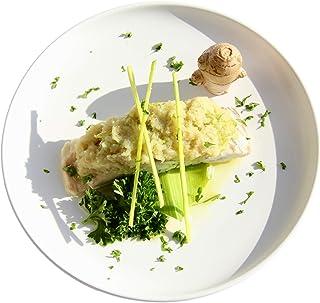 Meals In Minutes Ginger Garlic Steamed Fish - Frozen, 180 g
