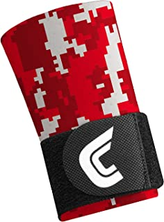 Cutters Ultra Compression Wrist Sleeve with Strap