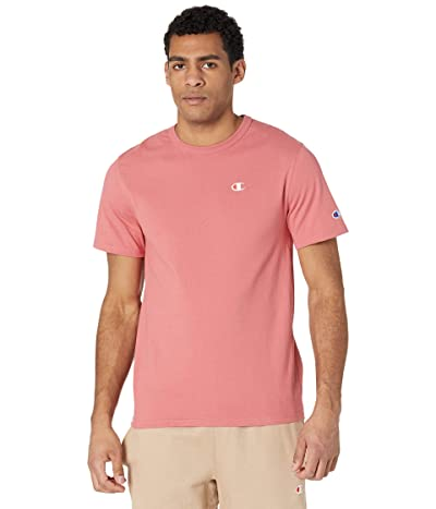 Champion LIFE Heritage Short Sleeve T-Shirt (Siesta Pink) Men