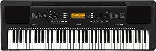 Yamaha PSR-EW300 76-Key Portable Keyboard (power adapter sol