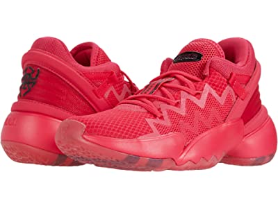 adidas Kids D.O.N. Issue 2 Basketball (Big Kid) (Power Pink/Core Black/Power Pink) Kids Shoes
