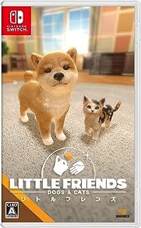 Imagineer Little Friends Dogs & Cats NINTENDO SWITCH REGION FREE JAPANESE VERSION