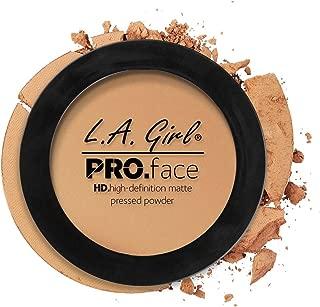 L.A. Girl HD Pro Face Pressed Powder, Classic Tan, 7g