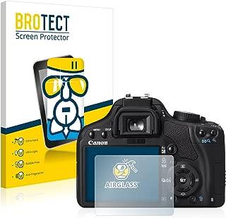 Canon EOS 450D Protector de Pantalla de Vidrio Templado Film De Protección