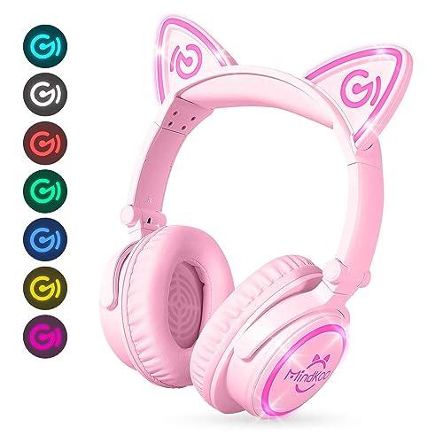 Kids Wireless Headset With Microphone Amazon Com