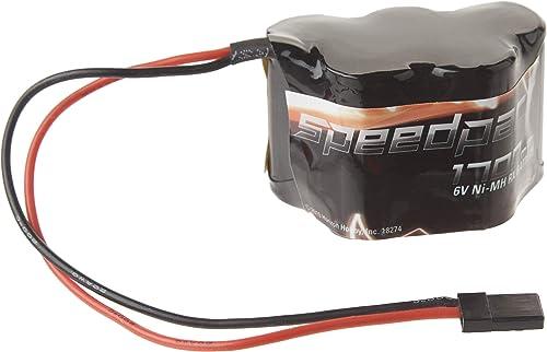 venta caliente en línea Dynamite 6V 1700mAh NiMH NiMH NiMH Receptor Pack. 3+ 2Hump  ahorra 50% -75% de descuento