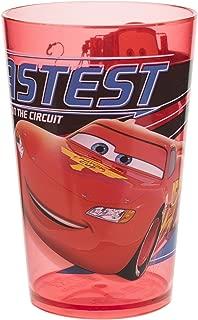 Zak Designs CRSB-6300 Cars 10 oz. Plastic Tumbler, 0, Red