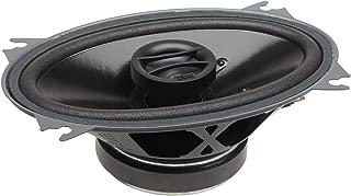 Powerbass S-4602 4 X 6 Coaxial OEM Speakers, Set of 2 (S4602)