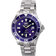 Invicta Men's 3045 Pro-Diver Collection Grand Diver Stainless Steel Automatic Watch with Link...