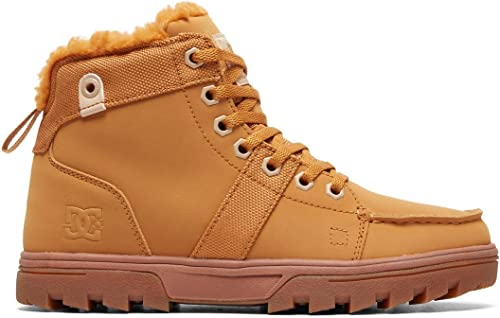 DC chaussures Woodland - Bottes à lacets - Femme - EU 38.5 - Beige