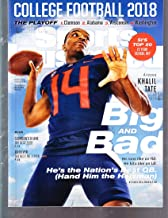 Sports Illustrated ~ August 13, 2018 ~ Khalil Tate Arizona Wildcats REGIONAL