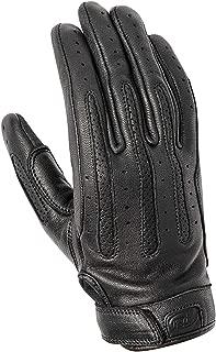Roland Sands Design Bonnie Women's Street Motorcycle Gloves - Black/Large