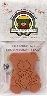 Brown Sugar Bear 54923 Original Brown Sugar Saver and Softener, Single,