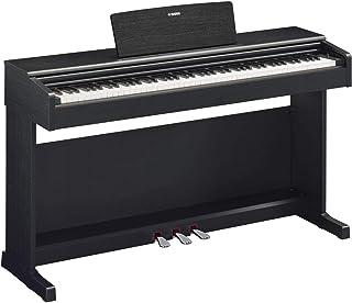 Yamaha Arius YDP-144 piano droit numérique avec 88 touches – Avec la sonorité d'un piano de concert – Pour amateurs & étud...