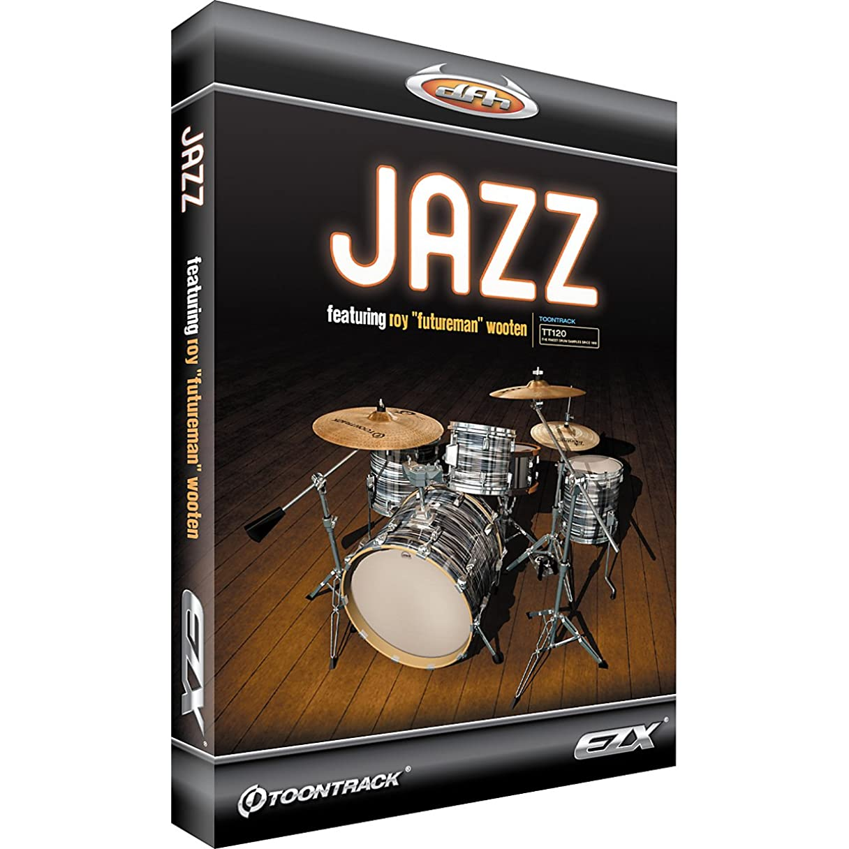 ディプロマ自動化音TOONTRACK - JAZZEZX - extension jazz ezx