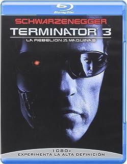 Terminator 3: La rebelión de las máquinas Blu-ray