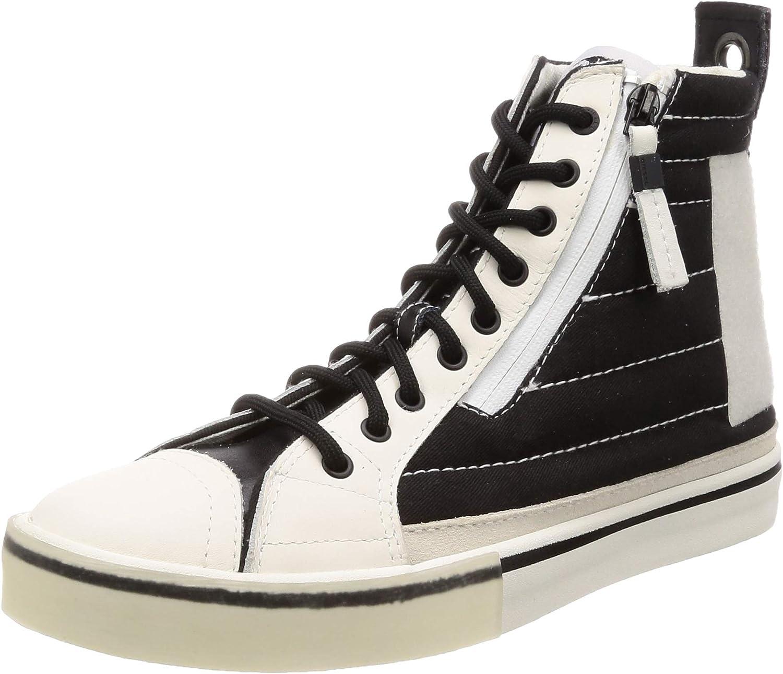 Diesel D-Velows MID Patch Sneaker Herren Schwarz Sneaker High B07J5647WD B07J5647WD B07J5647WD  59a479