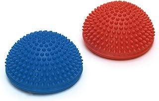 Sissel Spiky Dome - Cojines para entrenar el equilibrio (2 unidades)