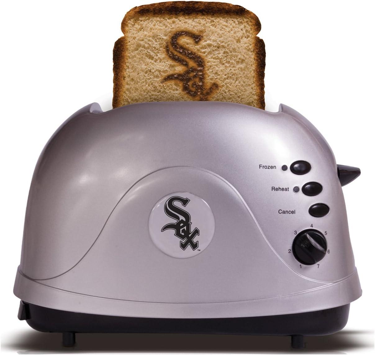 MLB Chicago White Tulsa Mall Sox Toaster Logo Team Dealing full price reduction Protoast