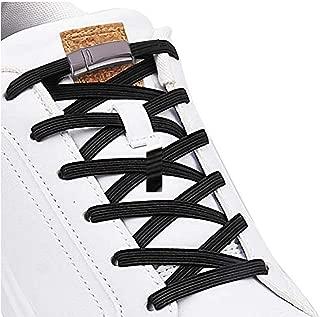 No Tie Shoelaces, Reflective Elastic Lock Shoe Laces, One Size Fits All Shoes