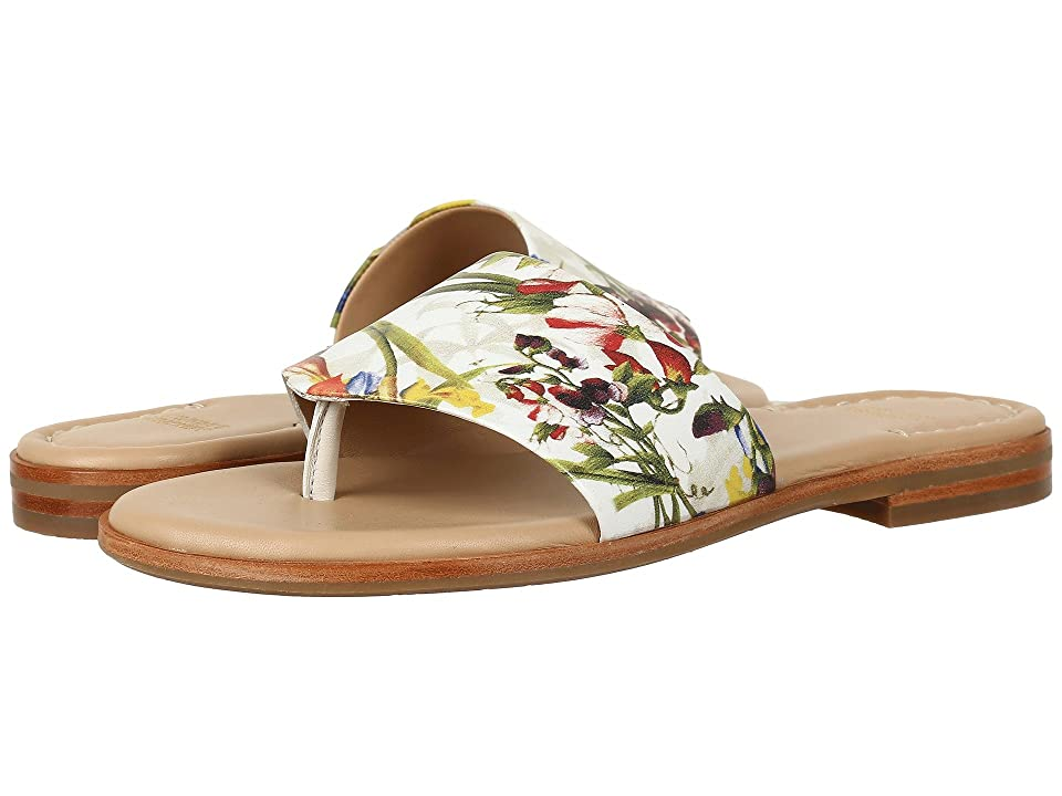 Johnston & Murphy Raney (Floral Print Nappa Leather) Women