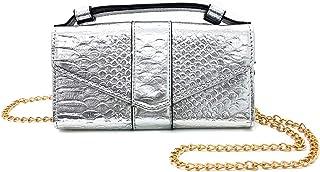 Crossbody Bag Snake pattern
