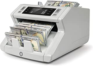 Safescan 2210 - Bill Counter for Sorted Bills with 2-Point Counterfeit Detection