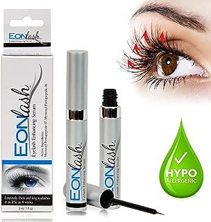 EONLASH Eyebrow & Eyelash Growth Serum - Hypoallergenic and Paraben Free Formula for Longer, Thicker EyeBrows, and Lavish Lashes