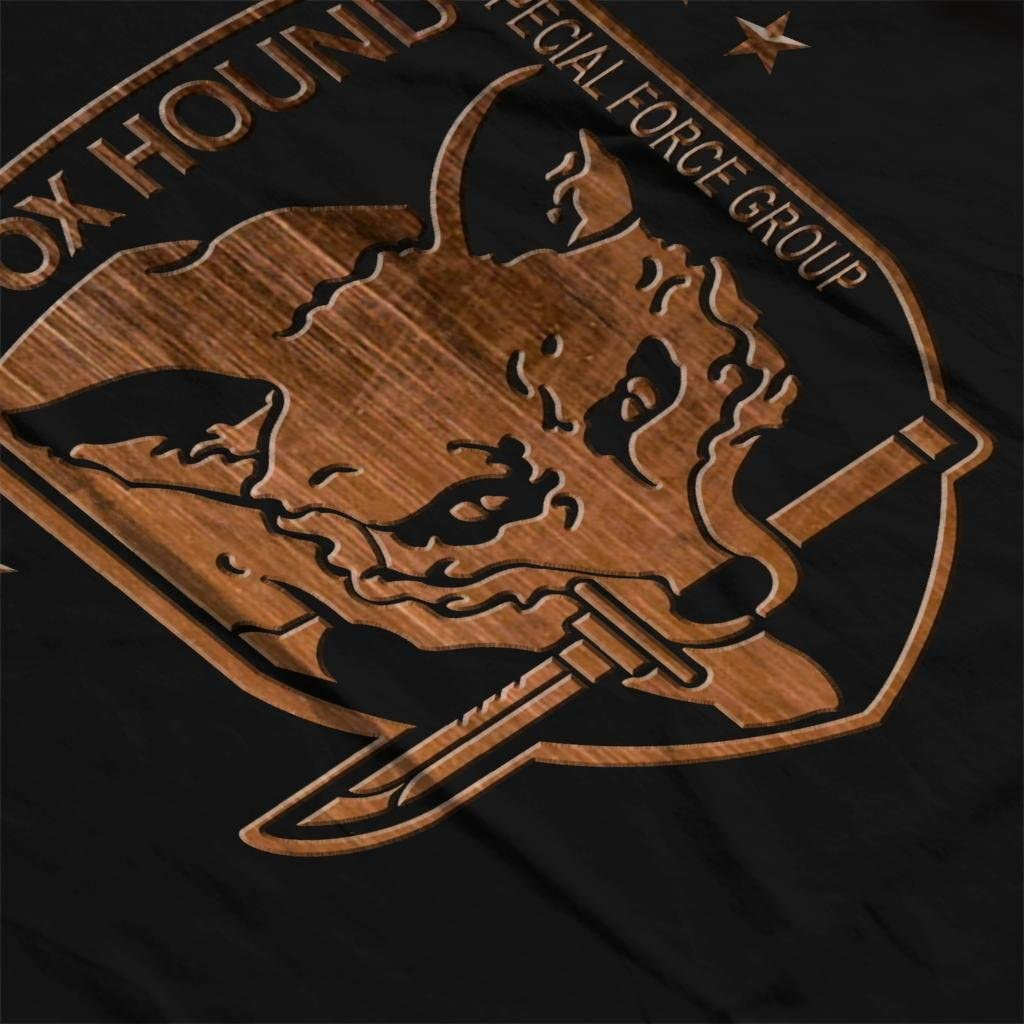 Foxhound Special Forces Group Metal Gear Solid Mens Vest
