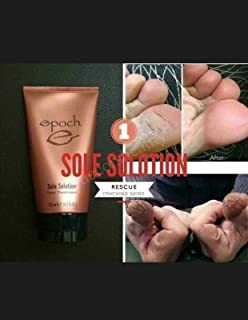 Nu Skin Sole Solution Foot Treatment 4.2 oz (Pack of 2)