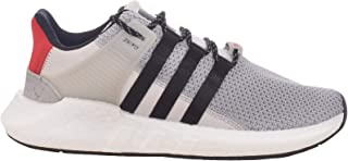 Adidas ORIGINALS Mens EQT Support 93/17 Casual Knit Trainers Shoes - Grey