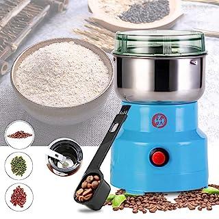 Multifunction Smash Machine, Electric Coffee Bean Milling Smash Grain Grinder Grain Mill Machine, Household Cereals Grain ...