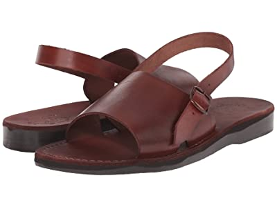 Jerusalem Sandals Aravah Mens (Brown) Men