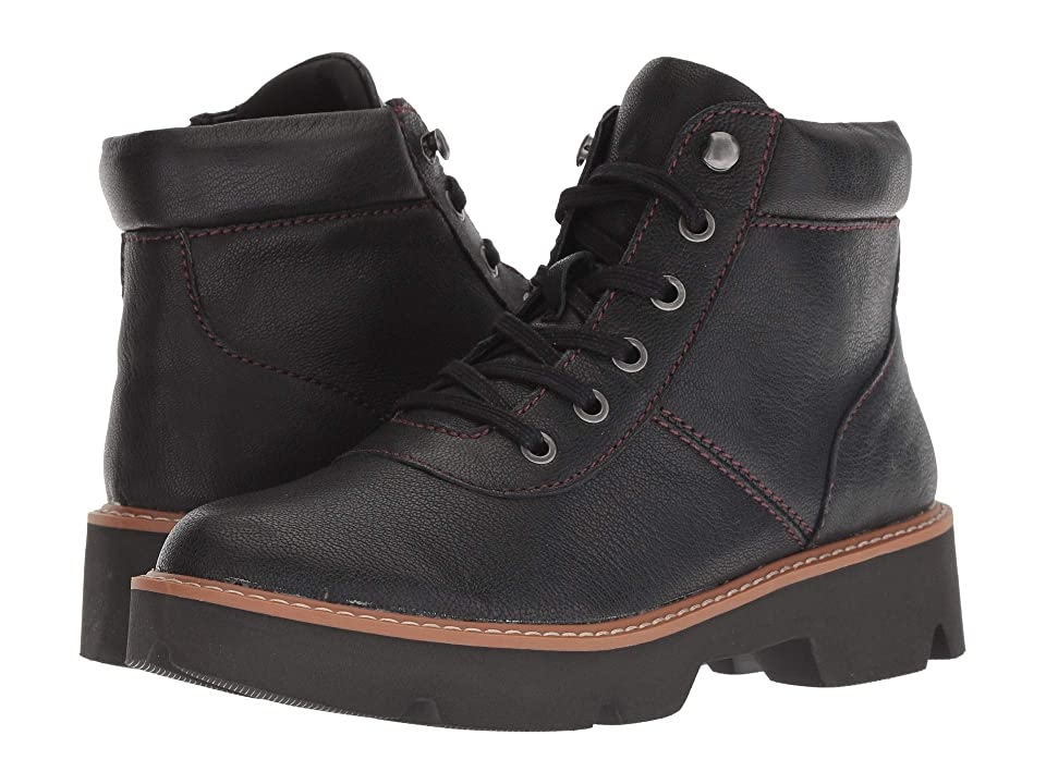 Naturalizer Lucy (Black Tumbled Heather) Women