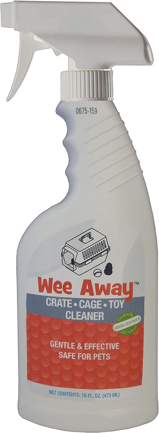 Wee Away Crate Long Beach Manufacturer regenerated product Mall Cage Toy Cleaner