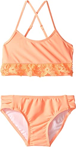 Sweet Summer Tankini Set (Toddler/Little Kids)