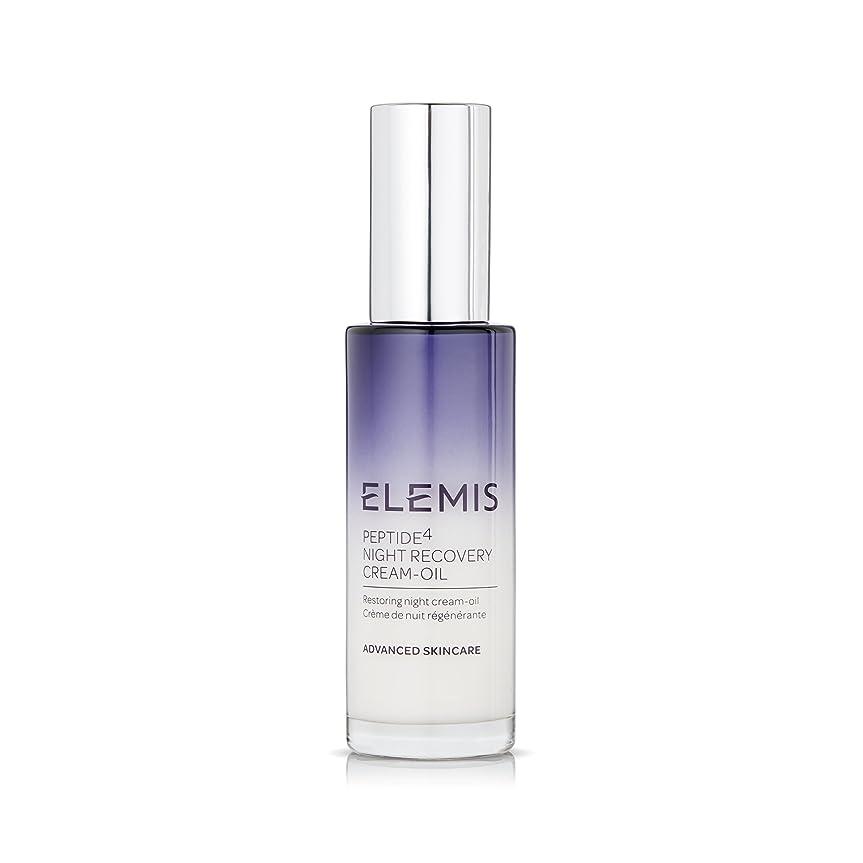 にはまって日の出トンエレミス Peptide4 Night Recovery Cream-Oil 30ml/1oz並行輸入品