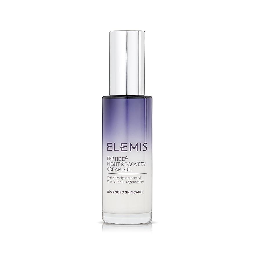 タフ教えて乳白エレミス Peptide4 Night Recovery Cream-Oil 30ml/1oz並行輸入品