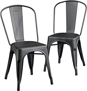 Sauder 418962 New Grange Metcafe Chairs, L: 17.72