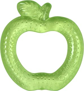 green sprouts Cooling Teether for 3 Months Plus Babies,Green Apple