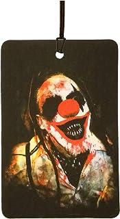 Freaky Clown Halloween Car Air Freshener