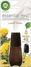 Air Wick Essential Mist, Essential Oil Diffuser Refill, Lemon Thyme, 1ct, Air Freshener