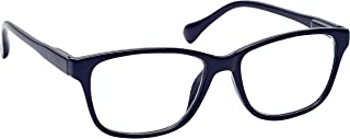 The Reading Glasses Company Navy Blue Lightweight Readers Designer Style Mens Womens Spring Hinges R27-3 +2.00