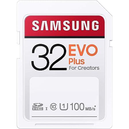 MB-SC32H//AM MB SC32H SAMSUNG EVO Plus SDXC Full Size SD Card 32GB