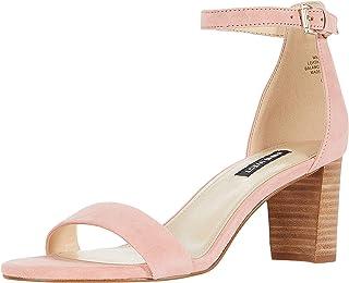 NINE WEST Pruce Block Heeled Sandal Melba 7.5