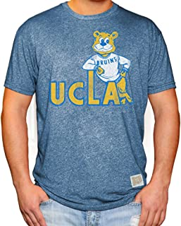Elite Fan Shop NCAA Mens Retro T Shirt Soft