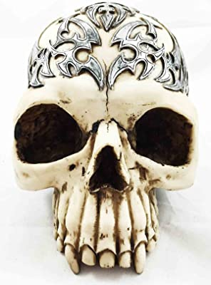 Celtic Tattoo Skull Statue 8