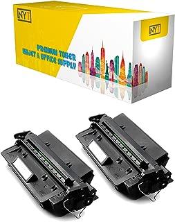 New York Toner New Compatible 2 Pack High Yield Toner for HP 92298A - Laserjet: 4 | 4 Plus | 4M | 4M Plus | 5 | 5M | 5N | 5SE | 6- Black