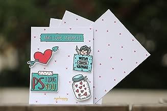 Oye Happy - Mini Valentine Magnets