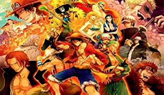One Piece Collage TCG playmat, gamemat 24